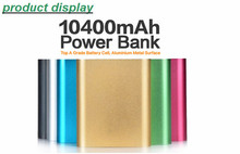 High Safety battery power bank easy take power bank charger 10400MAH for mobile phone New Hot smart power bank