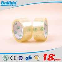 2015 new style brand made in china high stick clear fireproof adhesive tape