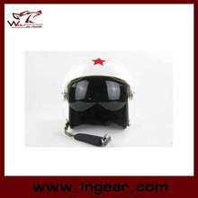 Wholesale Price Helmet Durable Material Motorcycle Pilot Helmet For Flight Helmet
