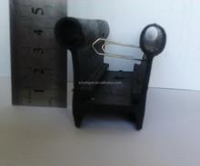 plastic pvc seal black strip