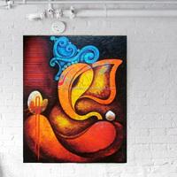 ganpati painting art