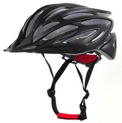 outdoor bike helmet black, extreme sporting helmet, europe style bicycle helmet