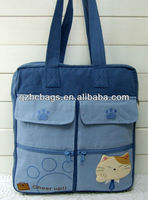 2012 fashion hot sale college bags for girls