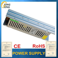 200W Constant Voltage Slim led switching power supply,2 years warranty