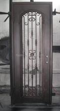 flat top single design iron door ( promotion door TIDC-2186 )