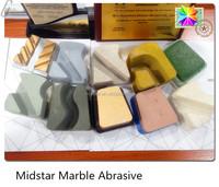 MIDSTAR magnesite frankfurt marble abrasive 180 grit