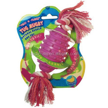 pet toys with red color different design models for dogs and cats