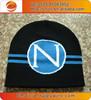 Hot sell winter knitting beanie,acrylic sport team beanie hats