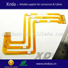Flexible fpc cable for earphones TV PC computers Flexible Printing Circuits with ACP