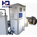 Electro- de ionización de desinfección para el sistema de enfriamiento de agua bio control de ensuciamiento