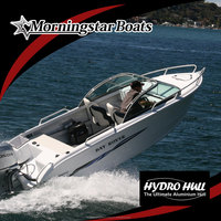 2015 New 17ft aluminum runabout motor boat for sale