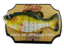 Big mouth billy bass fish