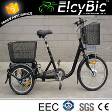 high speed li-ion battery electric tricycle three wheel for disable(E-TDR04)