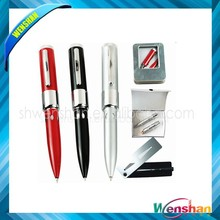 promotional product metal ballpoint pen usb flash disk