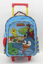 Blue Kids trolley bag best brand trolley bag