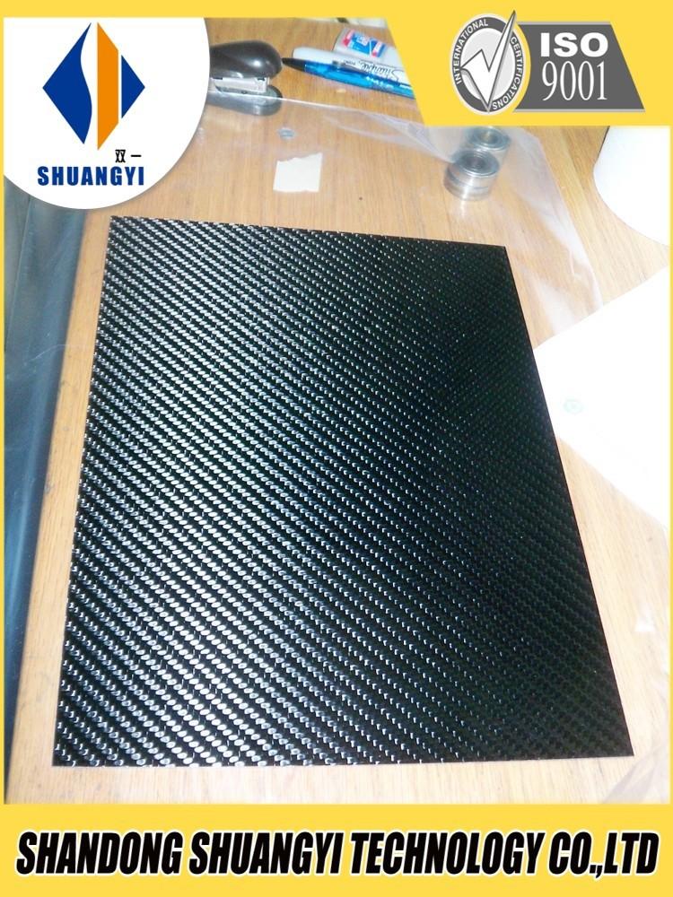 dokuma karbon fiber laminat