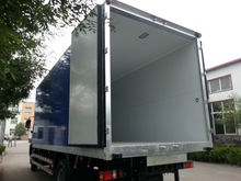 widely used refrigerated trucks small motor home