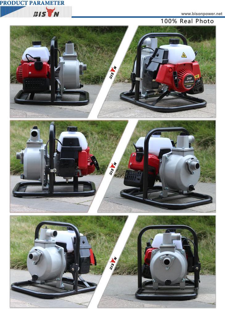 1inch gasoline water pump BS10 3