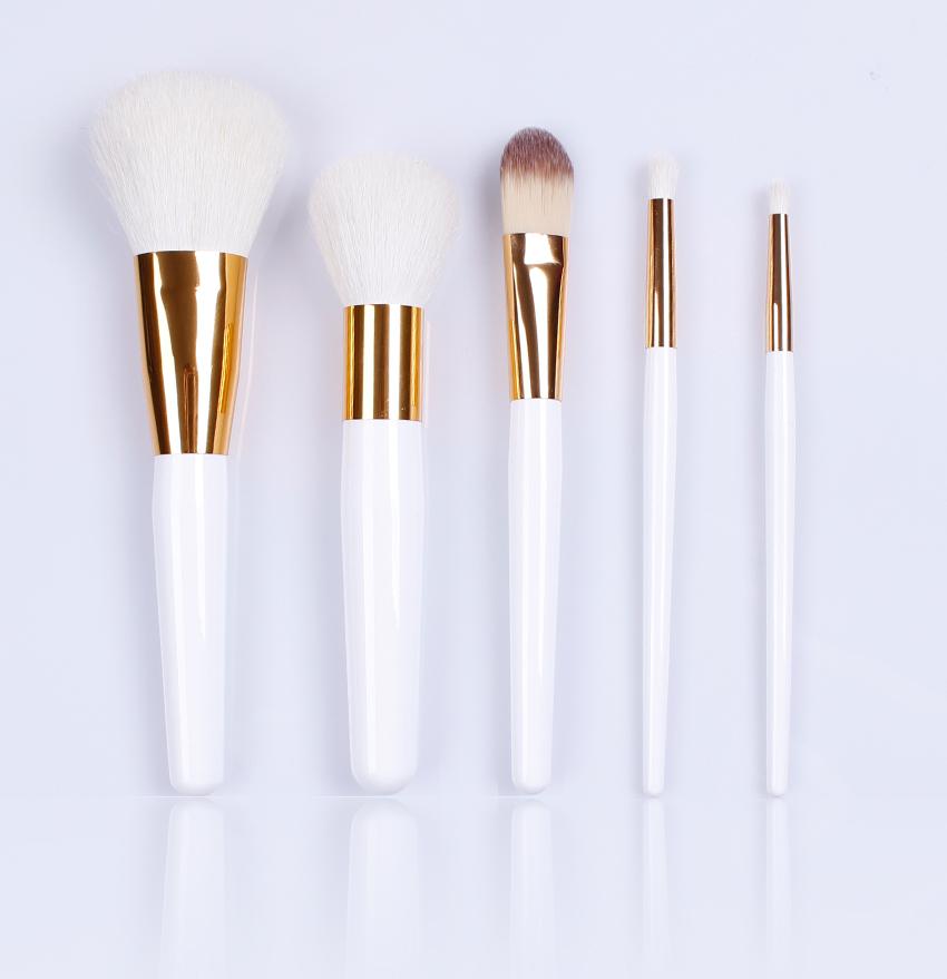 qk Short Handle Soft Makeup