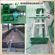 farm preferred animal waste dewatering and cleaning machine for poultry