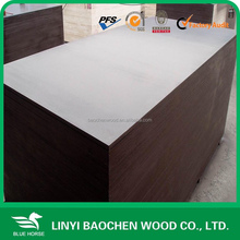 1220x2440mm Film Faced Plywood, combi core film faced plywood