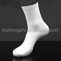 white polyester socks for sublimation 100% polyester wholesale products