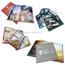 Cheap Brochure Printing and Catalog Printing Service, Magazine Manufacture