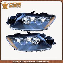 High quality halo CX-7 2007-2010 head lamp (OEM R EG21510K0E L EG21510L0E )