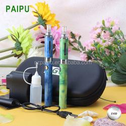 Alibaba.com hot sell ego vaporizer pen evod mt3 evod refillable hookah shisha pen
