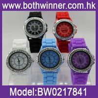 TG237 silicone rubber otm watches
