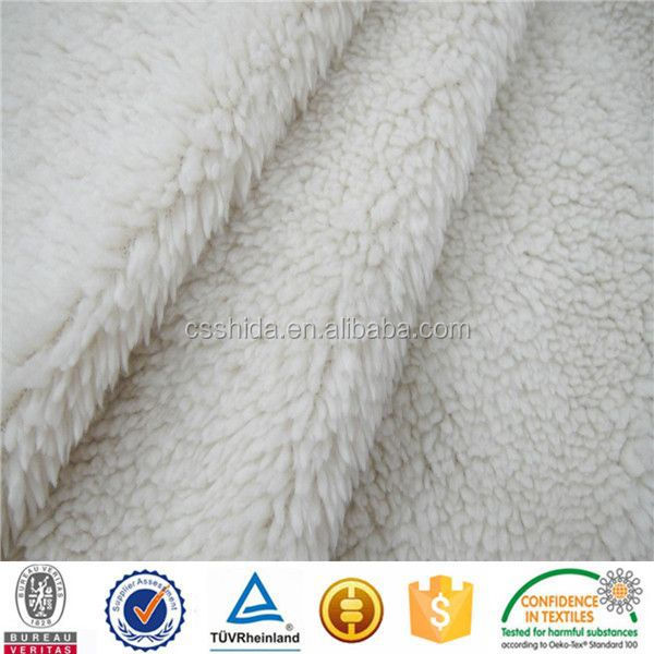 sherpa fabric how to clean