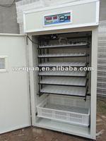 528pcs latest microprocessor technology chicken egg incubator