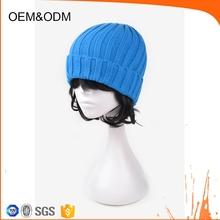 2015 Qianzun custom thin men long beanie hats