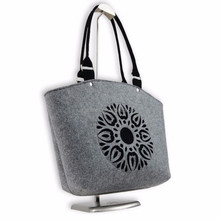 bag hand bag/ wool felt bag