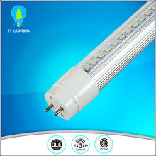 cul ul AC 85-277v input with competitive price isolated driver factory direct sell milk white 1.2m tube8 led light tube