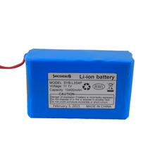 18.650 batteria ricaricabile al litio 11.1v per bici elettrica