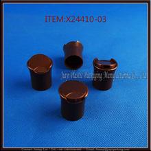 24mm 28mm plastic screw cap for detergent cleaner bottle