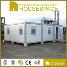 Decorated Flat-pack aluminum shipping container