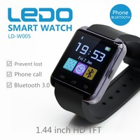 Black/white/red smart watch u8,u8 smart watch phone factory OEM,ODM