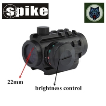 Chinese Manufacturer red dot green dot sight scope red dot with three sides rails for hunting rifle scope air rifles