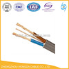 450/750V PVC insulation sheathed flat cable twin and earth wire