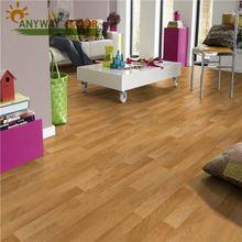 Click Vinyl Flooring waterproof flooring/cork back For Indoor