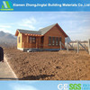 Rapid construction EPS cement wall panel modular cabin homes