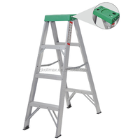 Aluminium Double Side Step Ladders