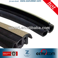 Produce and export steel reinforced rubber sealing strip for car AND high quality and favorable rubber seal strip for car