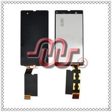 Nuevos llegados LCD táctil sustitución de pantalla digitalizador para sony xperia z l36h