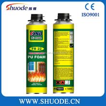 PU Foam Tubing Sealant for door sealing Good Price Factory Supplier