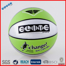 Laminated PU basketball ball stand for display