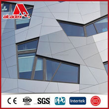 Exterior Wall Decorative Siding Panel ACP