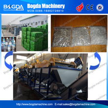 BOGDA plastic PET bottle scrap recycle washing machine/pet bottle flake production